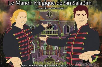 Le Manoir Magique De Simsalabim à Six Fours les Plages
