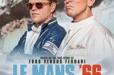 Le Mans 66 - Avant Première à Rouen