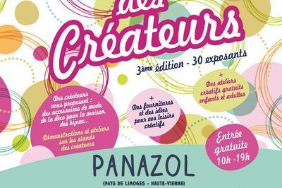 Le Marché des Créateurs à Panazol