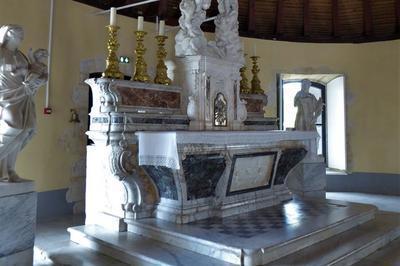 Le Marin / L'art Sacré De L'église Saint-etienne / Visite Libre