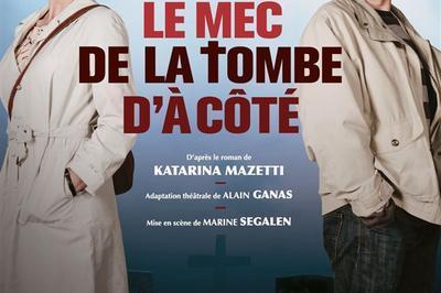 Le Mec De La Tombe D'à Côté à Bordeaux