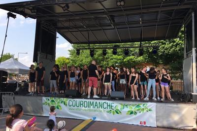 Le Melc Avec Pop Factory, The Articallers, The Dj Maximum Bof, Le Conservatoire De Menucourt à Courdimanche
