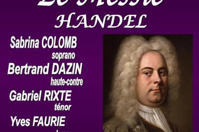 Le Messie - Handel à Nimes