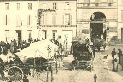 Le Minage D'hier Et D'aujourd'hui, Histoire Du Commerce À Saujon