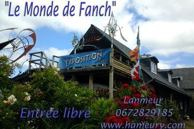 Le Monde De Fañch  Peintures Et Sculptures De Francois Hameury à Lanmeur