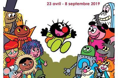 Le monde de Petit Poilu à Angouleme