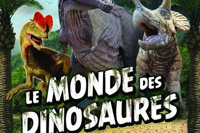 Le Monde des Dinosaures à Avignon