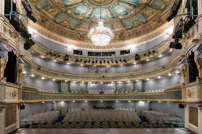 Le Montansier : Un Écrin Du 18ème à Versailles