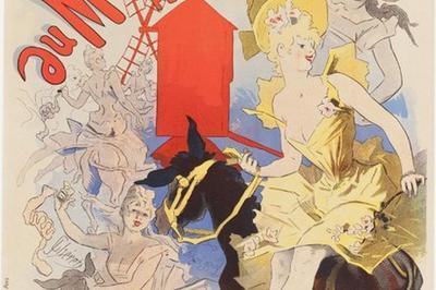 Le Moulin Rouge, Un Symbole De La Belle Epoque à Baud