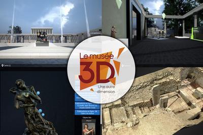 Le Musée 3d : Démonstration Publique à Poitiers