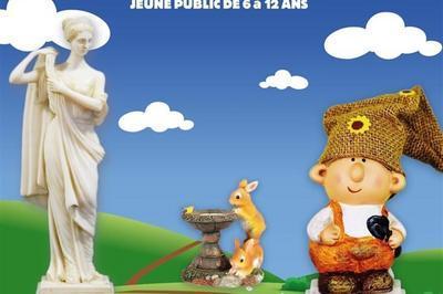 Le Nain Et La Vénus Potagère à Paris 15ème