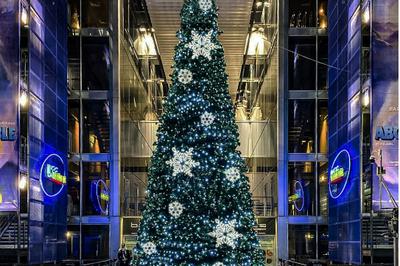 Le Noël de Bercy Village à Paris 12ème