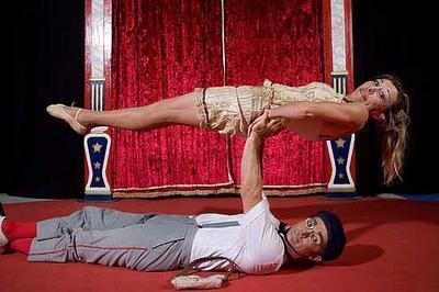 Le nouveau Duo Tant Bas - Cirque Star à Dijon