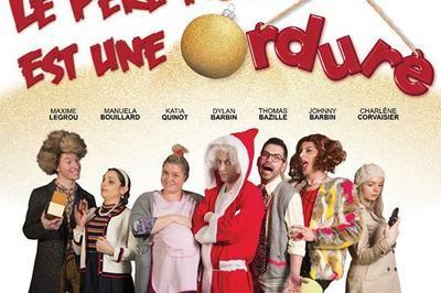 Le Père Noël Est une Ordure à Angers