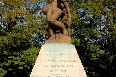Le Parcours Des Sculpteurs à Verdun