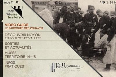 Le Parcours Des Zouaves Du Musée Territoire 14-18 à Carlepont