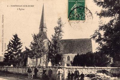 Le Patrimoine à La Carte à Fontenay sur Eure