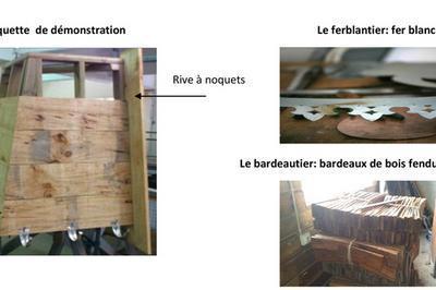 Le Patrimoine Bâti En Dominante Couverture à Saint Gilles Les Hauts