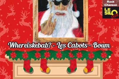 Le Père Noël est un Rockeur à Verneuil sur Avre