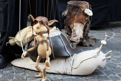 Le petit peuple des bois à Saint Martin Boulogne