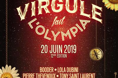 Le Point Virgule Fait L'Olympia - 12eme Edition à Paris 9ème