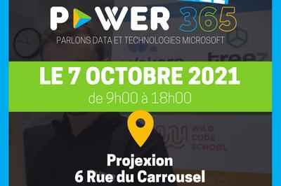 Le Power 365 est de retour ! à Villeneuve d'Ascq