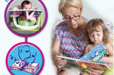 Le printemps des bébés lecteurs à Talant