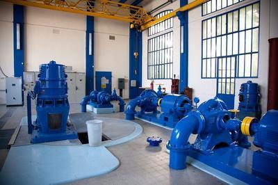 Le Puits D'eau Potable Pasteur à Chambery