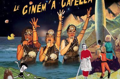 Le Quartet Buccal présente Le Ciném'A Capella à Paris 11ème