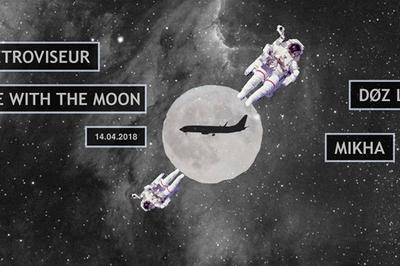 Le Rétroviseur Plane With The Moon By Diiode.music à Amiens