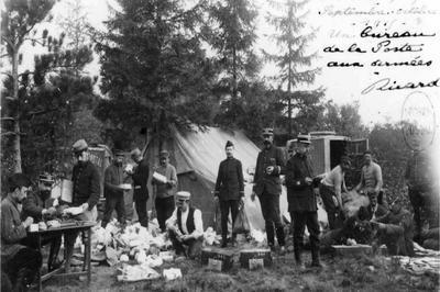 Le Rôle De La Poste Civile Et Militaire Pendant La Grande Guerre 1914-1918 à Toulouse