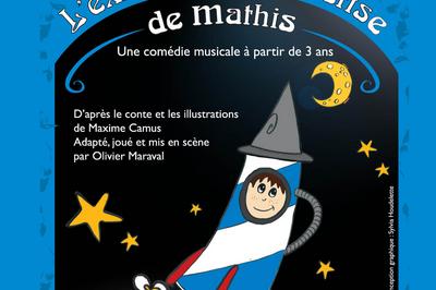 Le RV des Pitchous : L'extraordinaire bêtise de Mathis par la Cie Un Tournesol sur Jupiter à Montauban