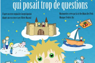 Le petit garçon qui posait trop de questions à Montauban