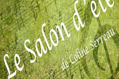 Le salon d'été à Triel sur Seine