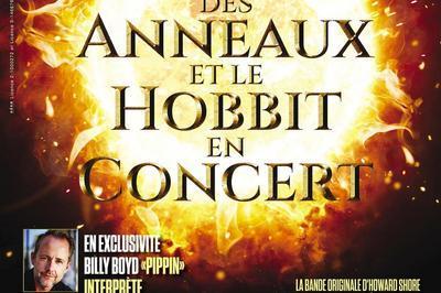 Le Seigneur des anneaux et le hobbit en concert à Orange