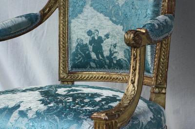 Le Siège D'hier Et D'aujourd'hui : Un Objet D'art à Quaix en Chartreuse