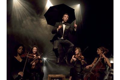 Le Siffleur et son quatuor à cordes à Clermont Ferrand