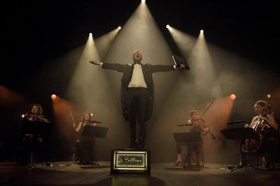 Le Siffleur et son quatuor à cordes à Orvault