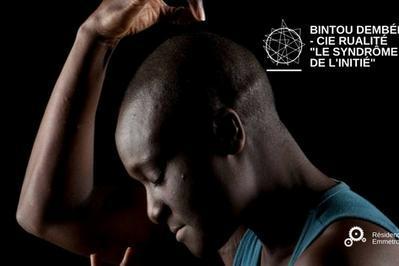 Le syndrôme de l'initié - Bintou Dembélé - Compagnie Rualité à Bourges