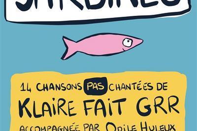 Le Temps Des Sardines à Paris 11ème