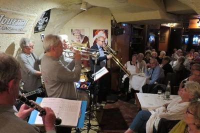 Le Tjb Jazzband à Paris 5ème