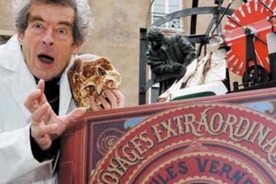 Le tour de Jules Verne en 80 minutes à Nantes