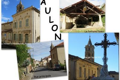 Le Tour Des Ponts, Visite Guidée Du Village D'aulon à Aulon
