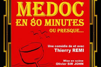 Le Tour Du Medoc En 80 Minutes... à Bordeaux