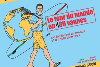 Le Tour Du Monde En 180 Vannes à Limoges