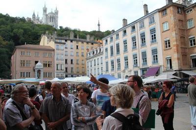 Le Vieux Lyon, Un Quartier Aux Multiples Visages.