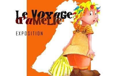 Le Voyage d'Amélie à Saint Sebastien sur Loire