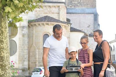 Le Voyage De Guilhem : Visite Numérique De Saint-sever à Saint Sever