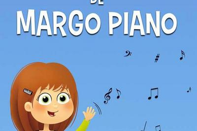 Le Voyage Musical De Margo Piano à Paris 5ème