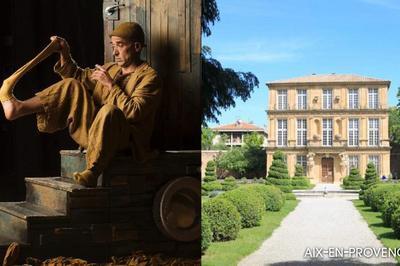 Leandre Ribera - Rien à dire - Patrimoine en Mouvement à Aix en Provence